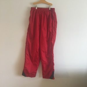 Starter size 18 pants with mesh liner